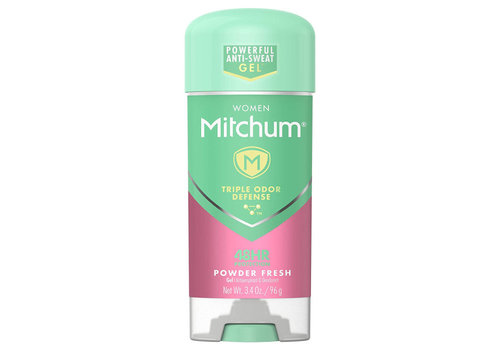 Mitchum Gel - Powder Fresh