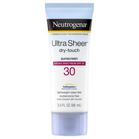 Ultra Sheer Dry-Touch Sunscreen