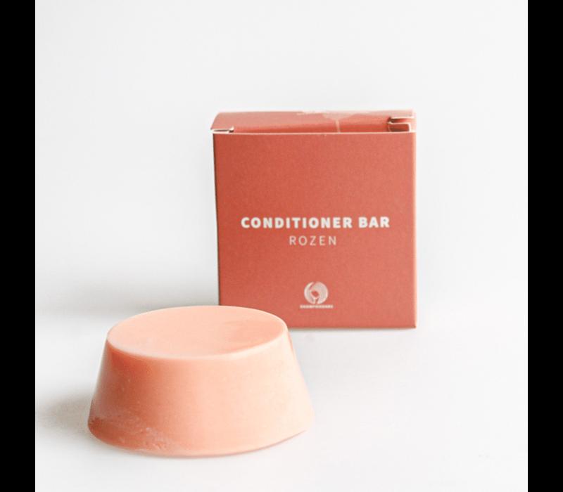 Conditioner Bar Rozenblaadjes