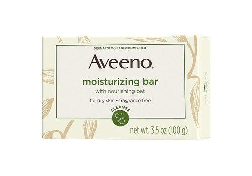 Aveeno Moisturizing Bar Fragrance Free