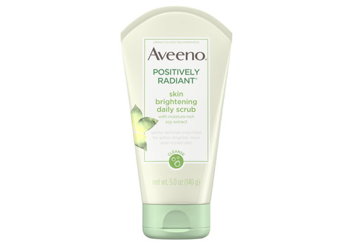 Aveeno Positively Radiant Scrub