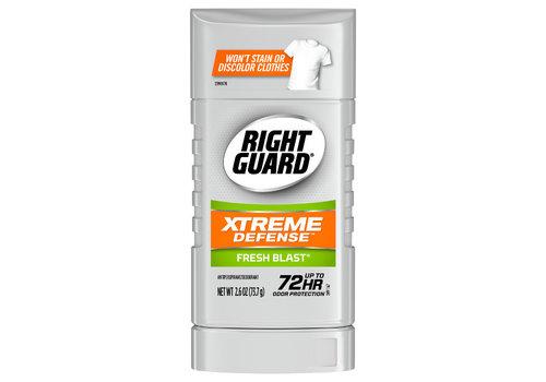 Right Guard Xtreme Defense - Fresh Blast