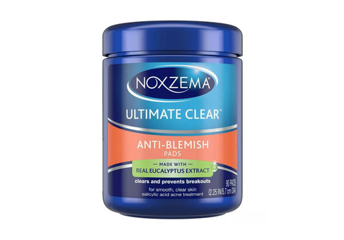 Noxzema Ultimate Clear - Anti-Blemish Pads