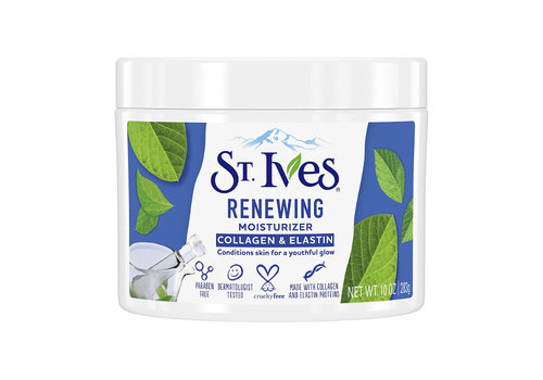 St. Ives Renewing Moisturizer Collagen & Elastin