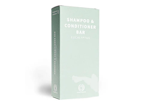 Shampoo Bars Shampoo & Conditioner Bar Eucalyptus