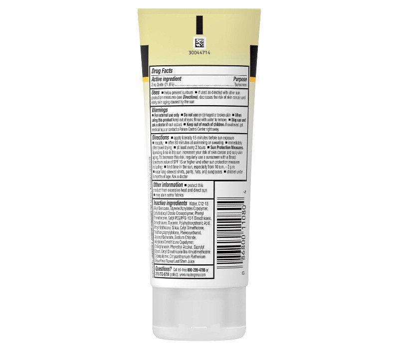 Sheer Zinc Mineral Sunscreen