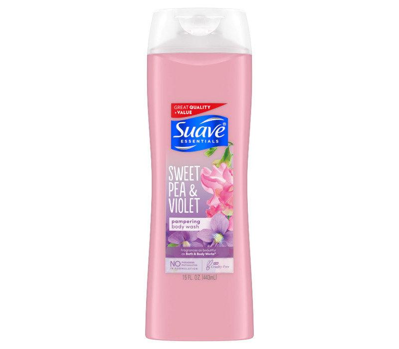Body Wash Sweet Pea & Violet