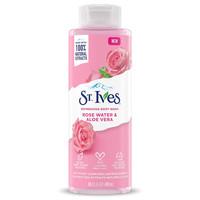 Refreshing Body Wash - Rose Water & Aloe Vera