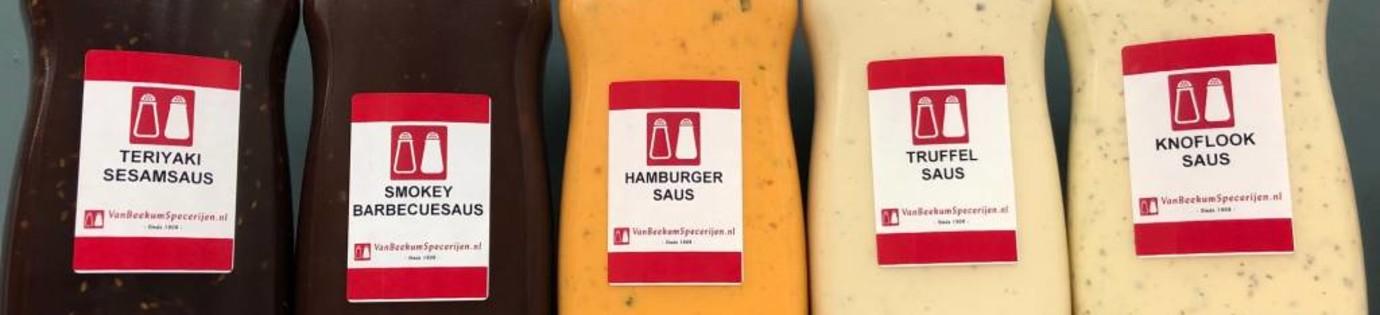 Sauzen nieuws: Truffelsaus + XL verpakking