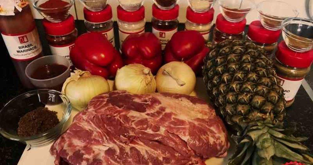 Recept: Taco El Pastor Fiesta door MELE BEST