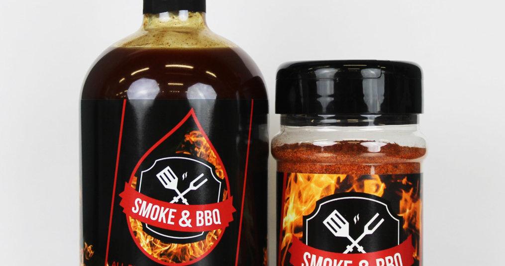 Van Beekum brengt 'Smoke en BBQ' saus uit