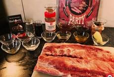 Char Siu Ribs recept door Mele Best