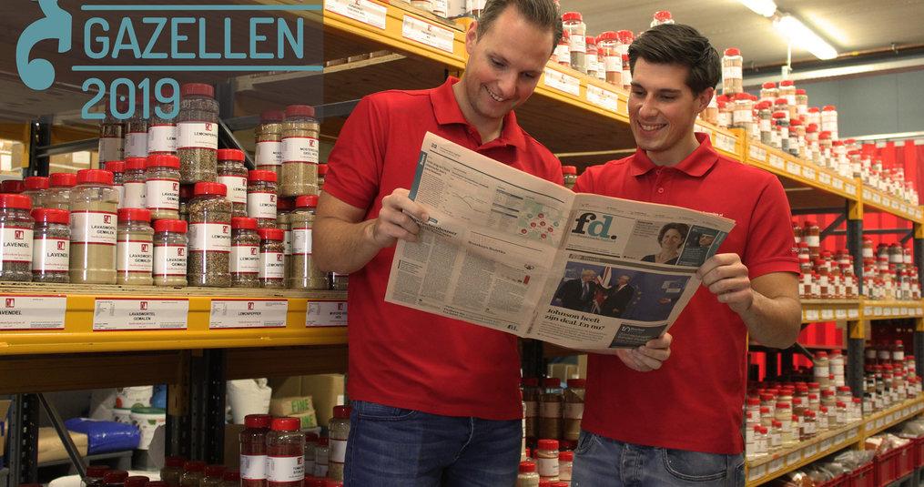Van Beekum Specerijen FD Gazellen 2019
