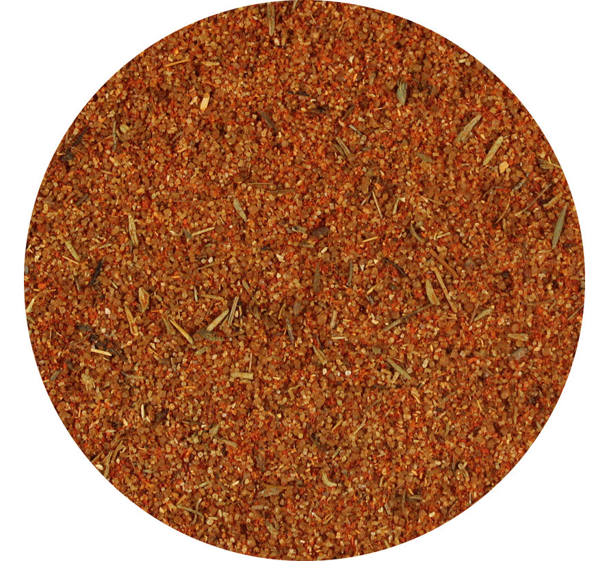 Dry Rub Pakket XL