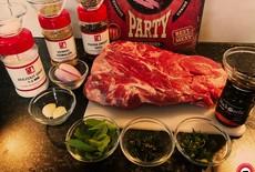 BBQ Recept: Gekruiden Rollade van Procureur door Mele