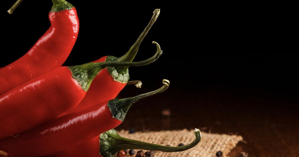 De 5 heetste pepers ter wereld op een lijstje