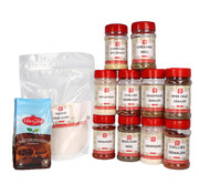 Dry Rub Maken Basispakket