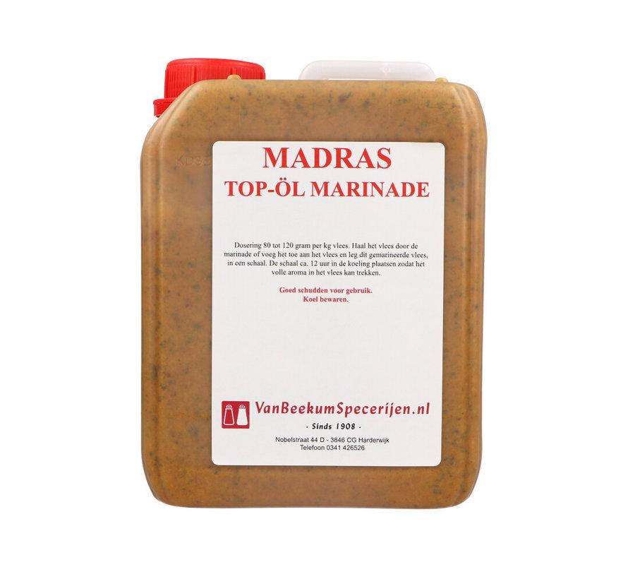 Curry Madras marinade