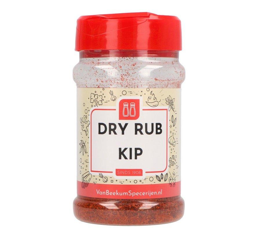 Dry rub kip