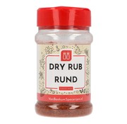 Dry rub rund