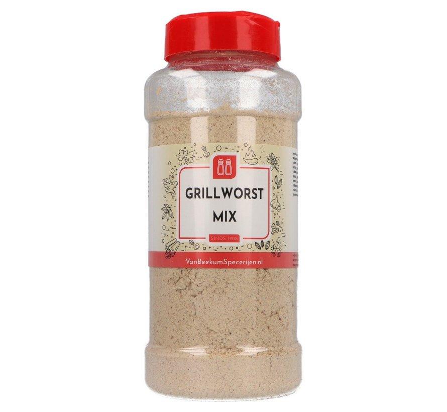 Grillworst mix