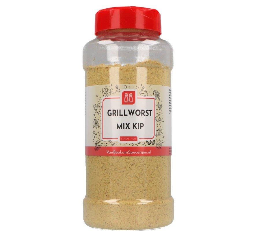 Grillworst mix kip