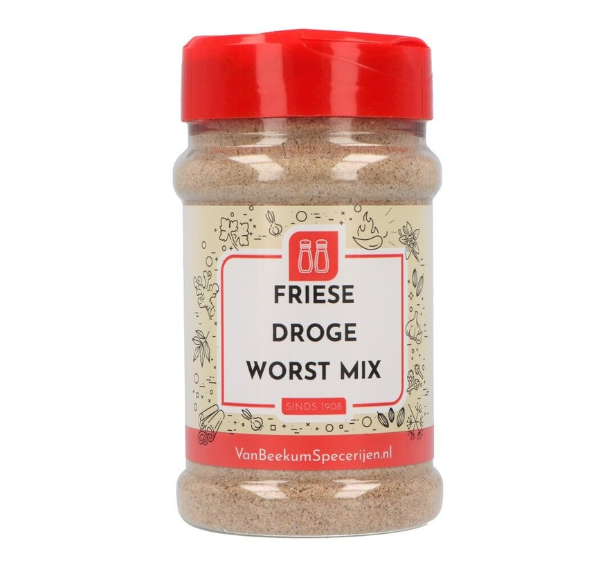 Friese droge worst mix
