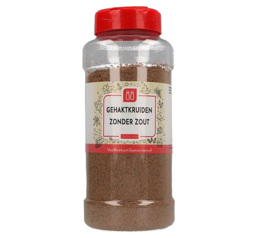 Gehaktkruiden zonder zout