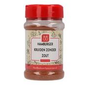 Hamburger kruiden zonder zout