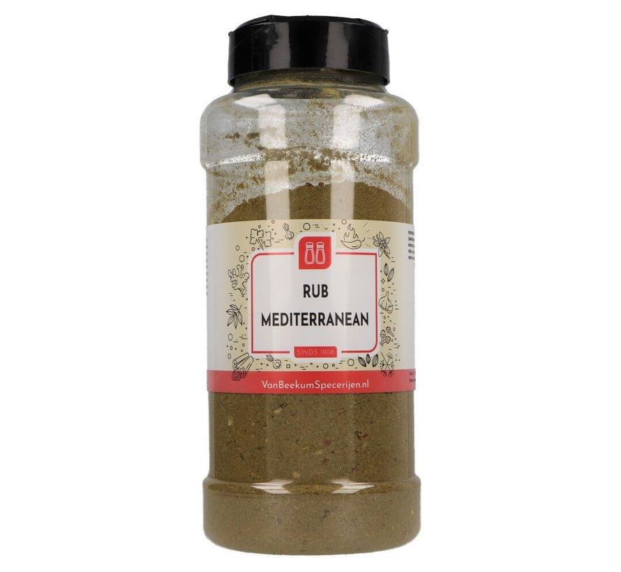 Dry Rub Mediterranean