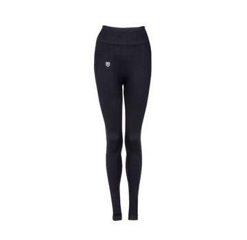 Mom in Balance Active Wear Sports legging - black