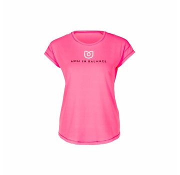 Mom in Balance Active Wear Sports shirt - Challenge Yourself