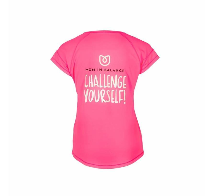 Sports shirt - Challenge Yourself