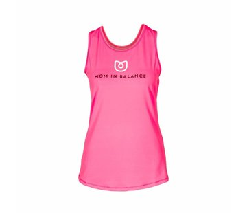 Mom in Balance Active Wear Tanktop - Challenge Yourself