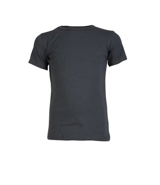 Zoïzo T-shirt basic antraciet