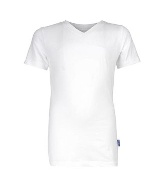 Claesen's T-shirt V-neck white