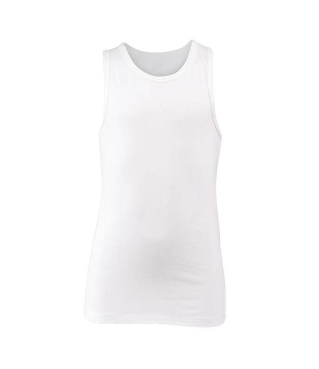 Claesen's Sleeveless vest white