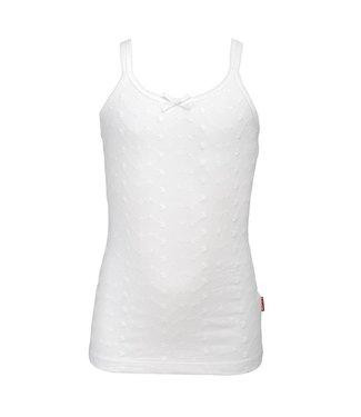 Claesen's Unterhemd White Embroidery