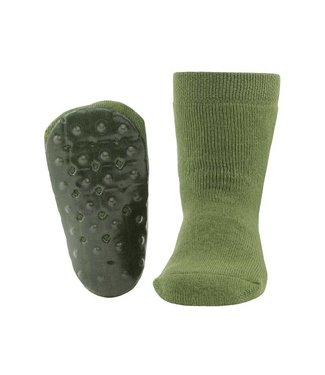 Ewers Slipper socks Green