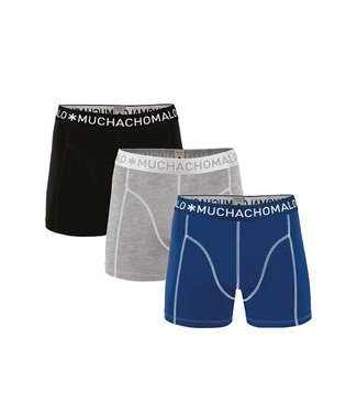 Muchachomalo Boxer shorts Blue 3-pack