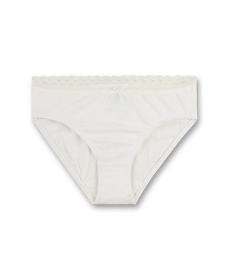 Sanetta Rioslip Soft Lace Off-White