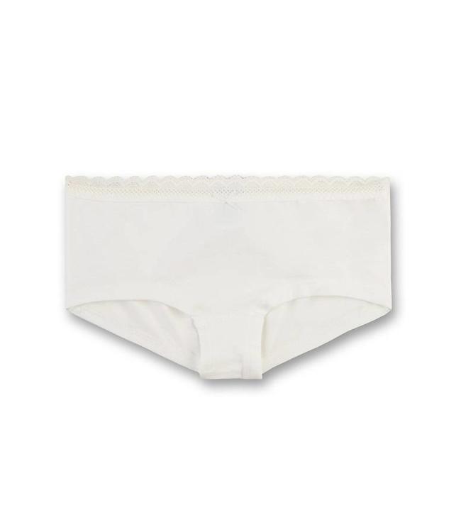 Sanetta Cutbrief Soft Lace off-white