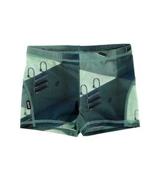 Molo Swim shorts Norton Graphic Pool