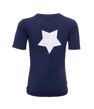 Petit Crabe Swimshirt UV50+ Navy Star