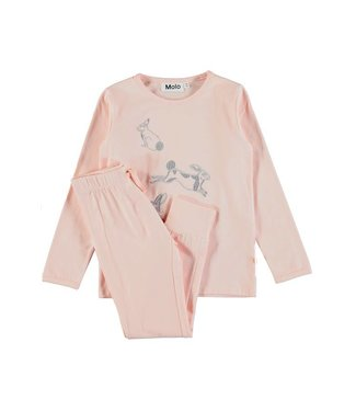 Molo kinderkleding Pyjama Love Dawn