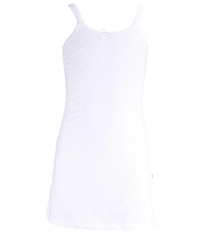 Claesen's Dress White Embroidery