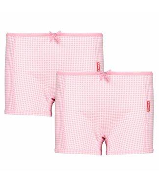Claesen's Cutbrief Pink Checks, 2er Pack