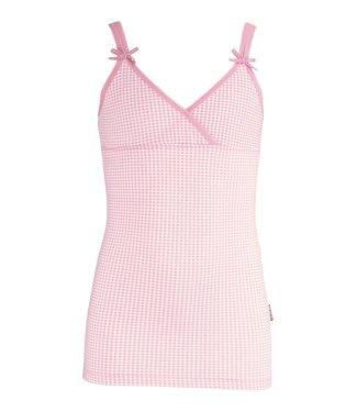 Claesen's Unterhemd Pink Checks