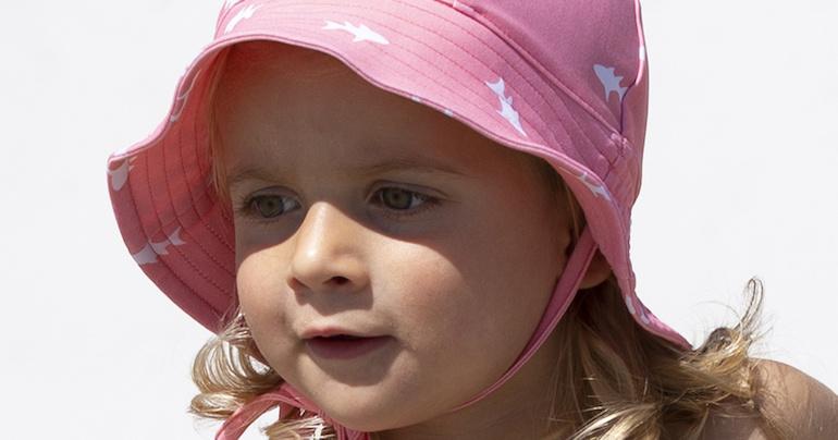 SUMMER MUST HAVES: Zonnehoedjes voor baby en kleuter