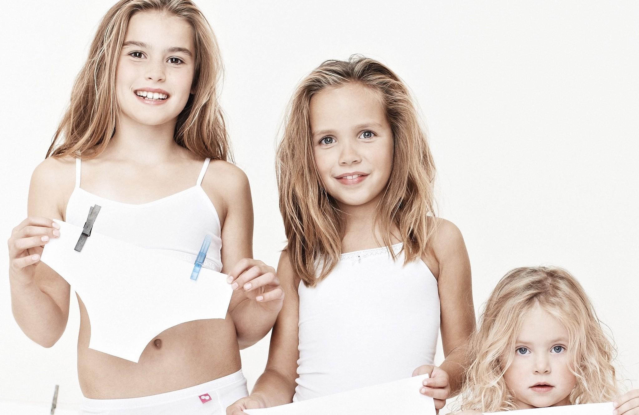 Ondergoed voor kinderen: Basic is soms echt goed genoeg